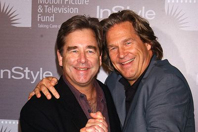 Not only is Jeff (right) the hotter brother, he's also enjoyed a bit of a comeback playing an ageing country singer in the movie <i>Crazy Heart.</i> Beau on the other hand, is just ageing.