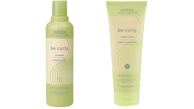 "To keep curls in shape:<br><p><a href=""http://www.aveda.com.au/product/7415/16989/Hair-Care/Hair-Concern/enhance-curls-or-waves/Be-Curly-Shampoo/index.tmpl"" target=""_blank"">Be Curly Shampoo, $32 (250ml), and Be Curly, $32 (200ml), Aveda.</a></p>"