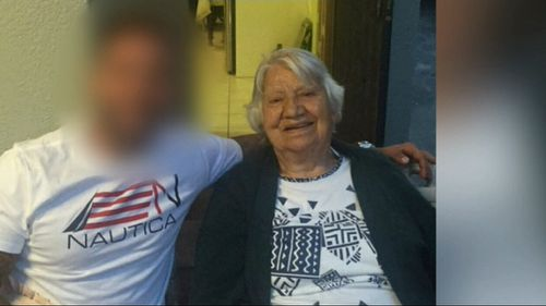 Grandmother Salma Yazigi has tragically died in a house fire in Sydney's north. Picture: 9NEWS