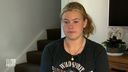 Sixteen-year-old Georgia Smith had been working at Ned Kelly's Pizza in Tweed Heads when, after receiving her first dose of Pfizer, she says she was declared a health risk.