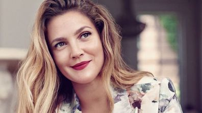 Head: Drew Barrymore's unexpected skincare confession