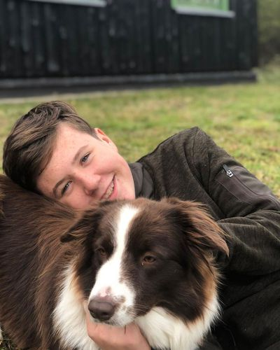 Prince Christian with Grace, 2019