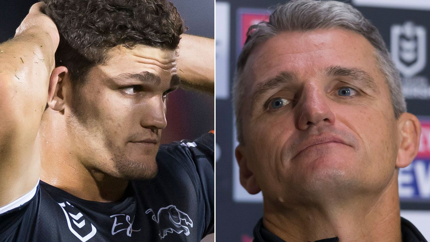 Nathan Cleary should be dropped by Penrith coach and dad Ivan, says Gorden Tallis