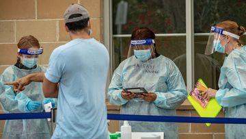 Victoria to launch biggest virus testing blitz in former hotspots