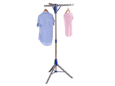 Collapsible Tripod Clothes Drying Rack — Howards Storage World