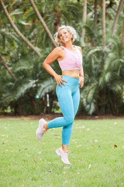 Abby Carter weight loss Healthy Mummy