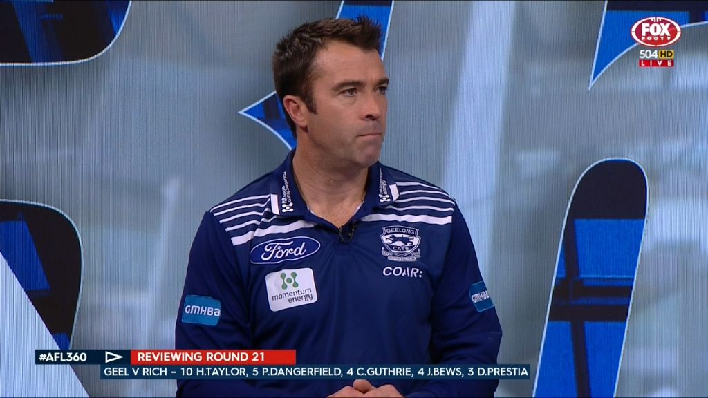 Chris Scott calls for AFL to take action over Greene