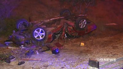 Baby killed, parents injured in horror freeway crash