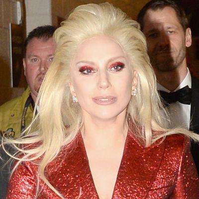 Lady Gaga now...