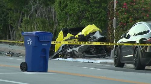 The National Transportation Safety Board is investigating the crash. (ABC News)