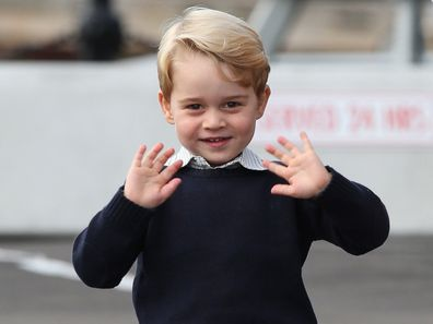 Prince George's adorable nickname accidentally revealed