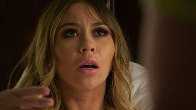 Alana and Jason feud