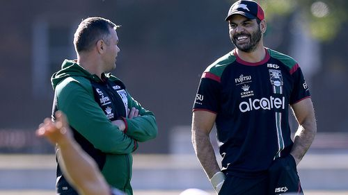 Inglis did not appear in court today because of a shoulder injury, but his lawyer said he hopes to continue as a 'role model'.