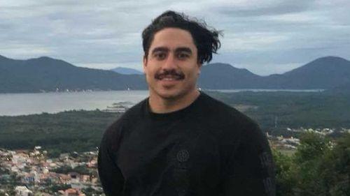 Rye Hunt's ashes returned to Tasmania after Brazil cremation