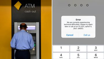 Major outage forces CommBank branches to close