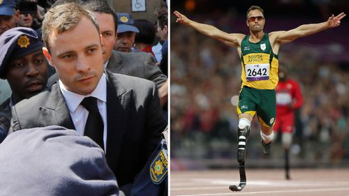 "Oscar Pistorius, 29, known as ""Blade Runner"" for the carbon fibre prosthetic blades he used to race, faces a minimum 15-year jail term when he appears for sentencing in June."