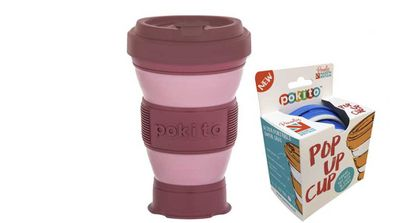 Pokito collapsible keep cup