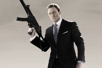 """After the spectacular <i>Casino Royale</i>, <i>Quantum of Solace</i> was a bit of a let-down. Can <i>Skyfall</i> redeem our favourite MI6 operative? In his 23rd flick, James Bond (Daniel Craig), questions his loyalty to his superior, M (Judi Dench), when her past actions have consequences in the present. After the agency is attacked, Bond must seek out the threat (played by Javier Bardem).<br/><br/><b><a target=""""_blank"""" href=""""http://yourmovies.com.au/movie/42874/skyfall"""">*Vote for this movie on MovieBuzz</a></b>"""