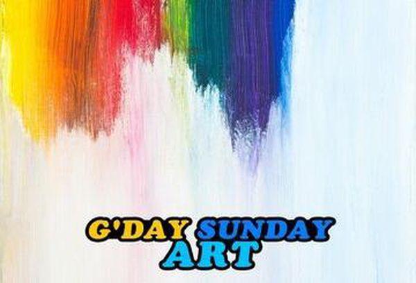 G'Day Sunday: Art