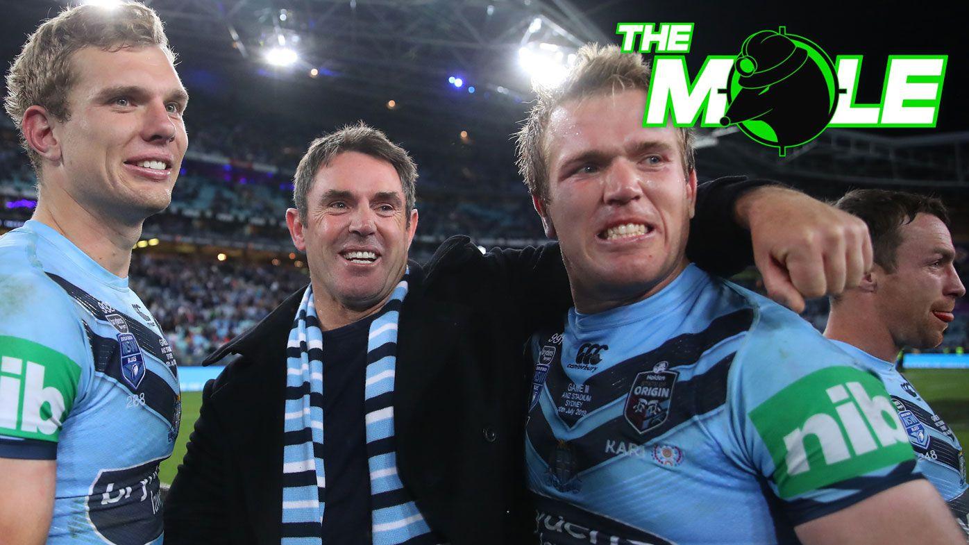 The Mole: Brad Fittler green lights NSW star Tom Trbojevic's State of Origin bid