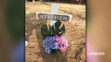 Perth family pleas for return of stolen roadside memorial cross
