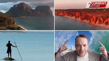 Hamish Blake's 'Top three Aussie holiday spots'