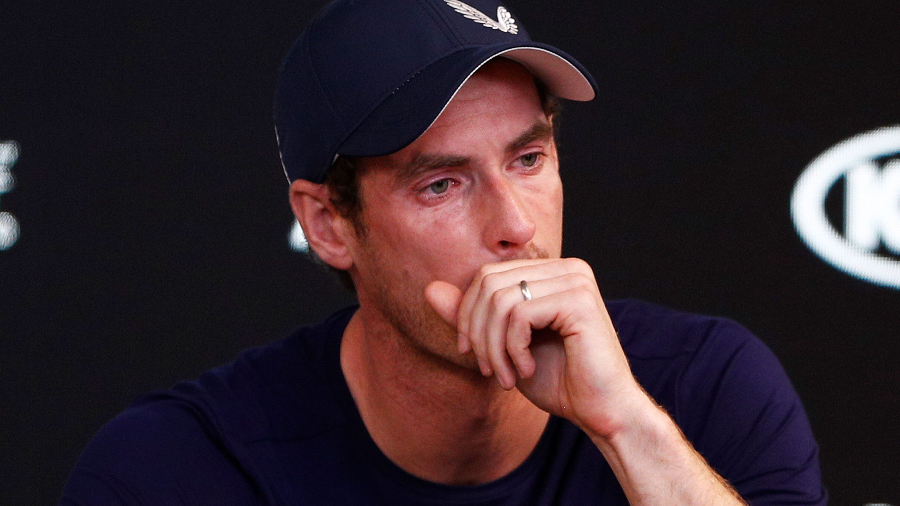 Todd Woodbridge reacts to shock Andy Murray retirement announcement