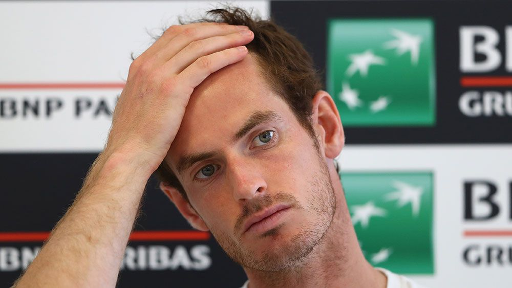 Andy Murray. (Getty)