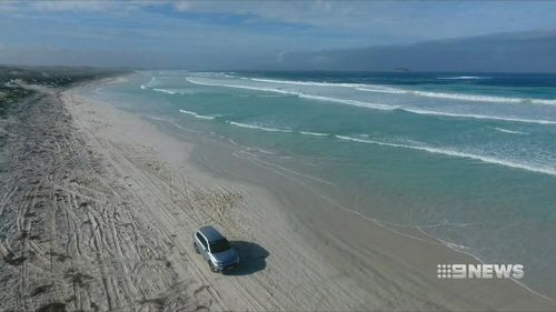 The WA Government hopes Harry and Meghan will be enjoying the state's white sand beaches during their stay.