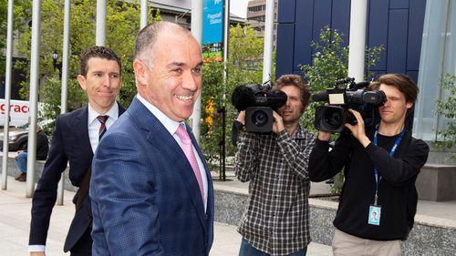 NAB CEO Andrew Thorburn said the bank acted in good faith but did the wrong thing.