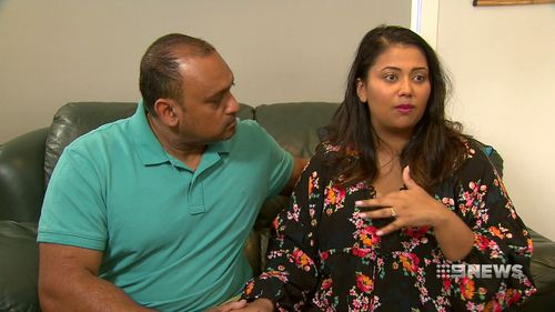 Shadrach Sumaru and Kathryn Ram are mourning the loss of their son.