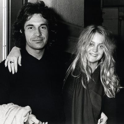 Goldie Hawn and Bill Hudson