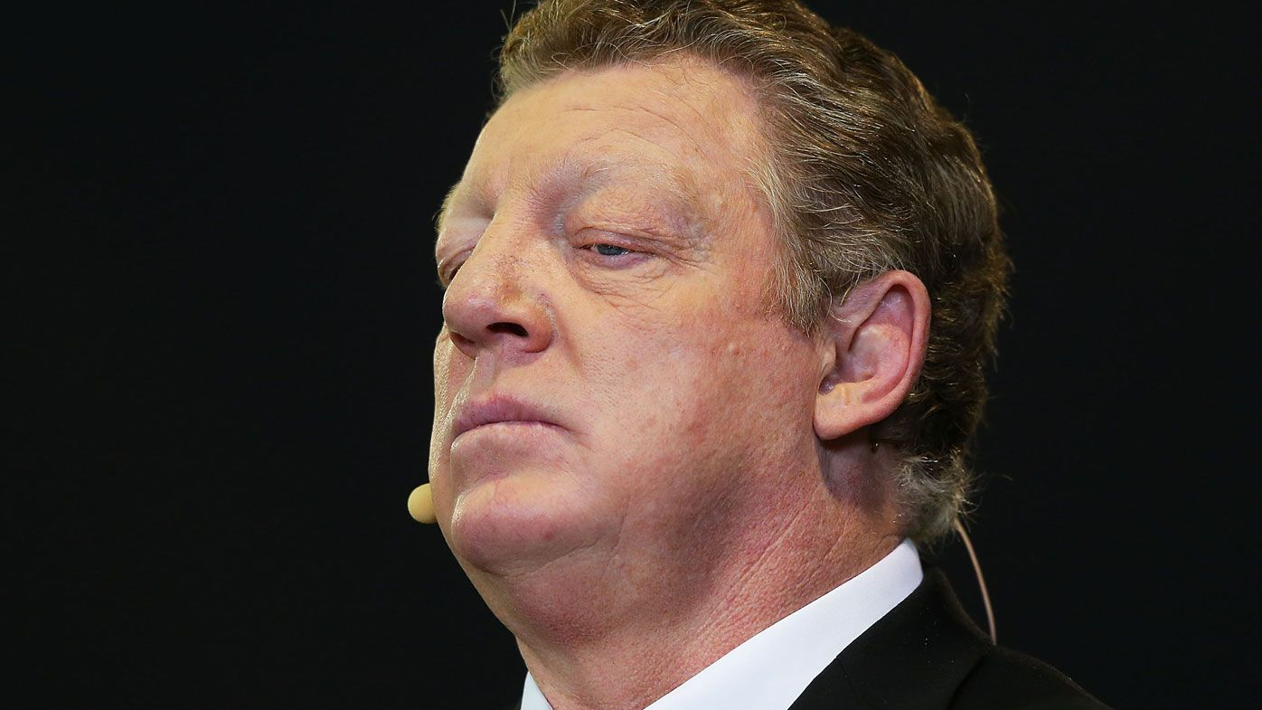 Phil Gould shuts down Penrith Panthers coaching speculation