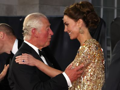 Kate and Charles Bond