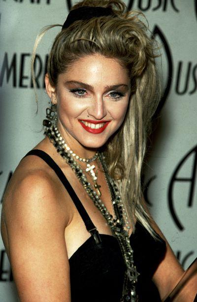 <p><strong><em>Madonna, 1958-present</em></strong></p> <p>Singer, songwriter, actress</p>