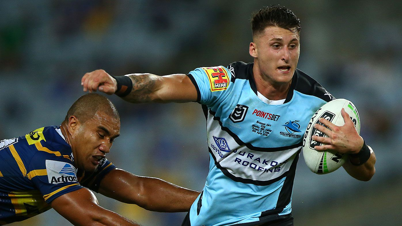 EXCLUSIVE: Banned Sharks star Bronson Xerri reveals 'hardest' part of  NRL doping ban
