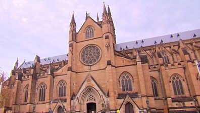 St Marys Cathedral wedding planner fight