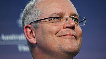 Scott Morrison (AAP)
