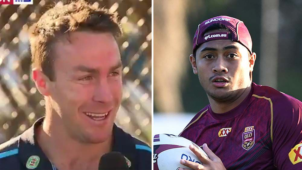 State of Origin: James Maloney delivers stinging sledge to Queensland ahead of Game 1
