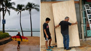 Storm drifts away from Hawaii after 'almost biblical' rains