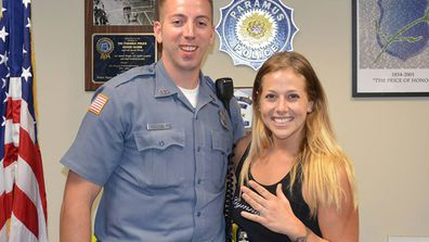 Police find lost engagement ring