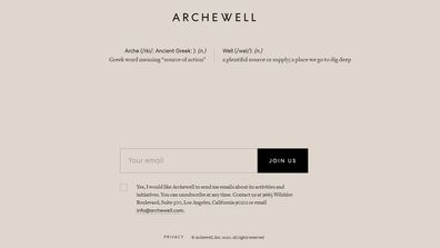 Prince Harry and Meghan Markle's website for Archewell has gone live