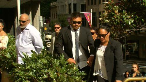 Anthony Hori Kopura pleaded guilty over the crash.