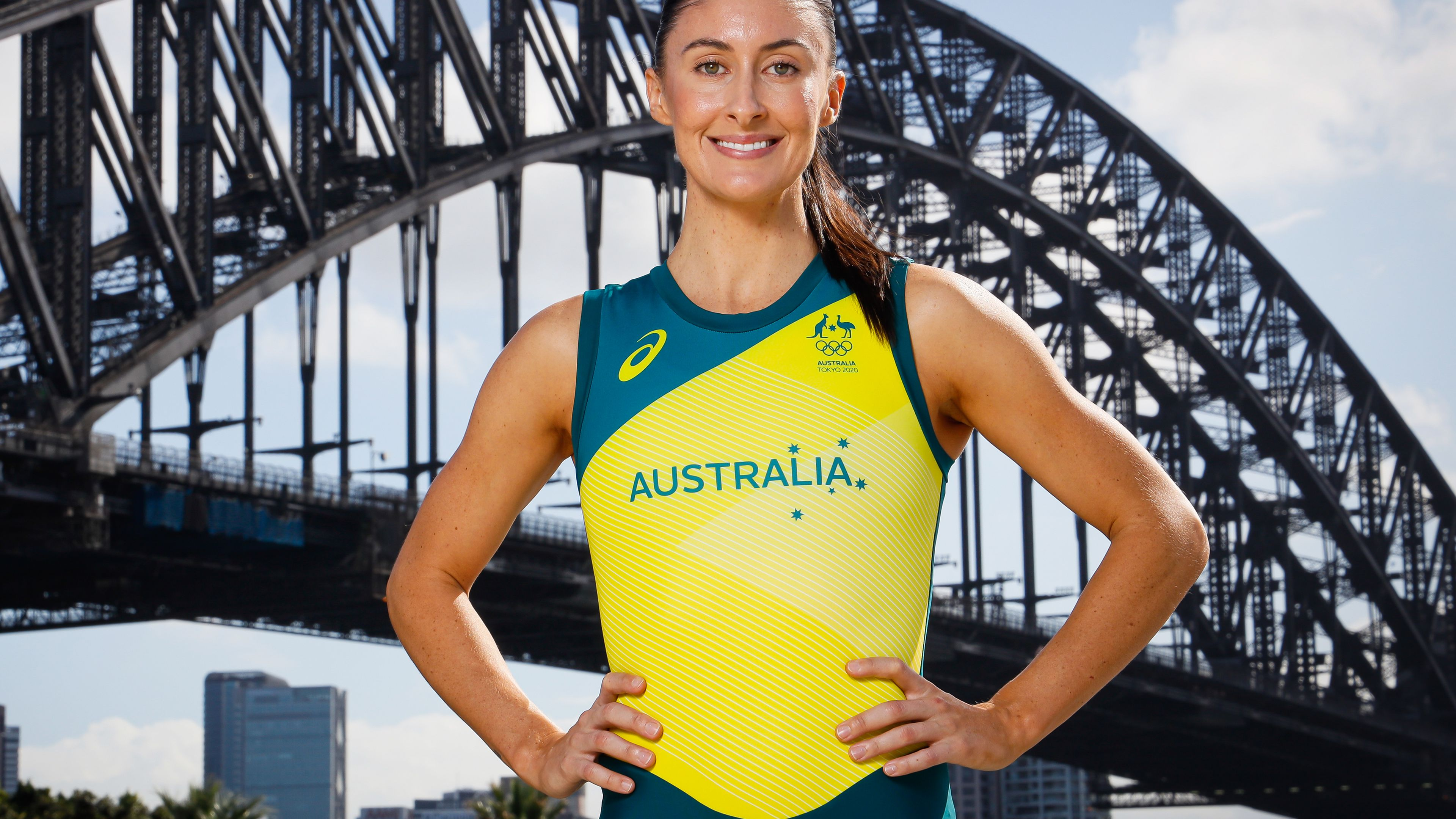 EXCLUSIVE: Opals guard Katie Ebzery likens uniform switch to baggy green