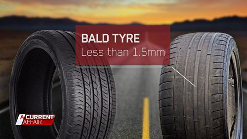 We're used to hearing about the dangers of drink driving and speeding but many Australian's don't realise that getting behind the wheel with bald tyres can have equally as devastating, and even deadly, consequences.