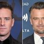 Josh Duhamel unveils emails from Armie Hammer after replacing him in film