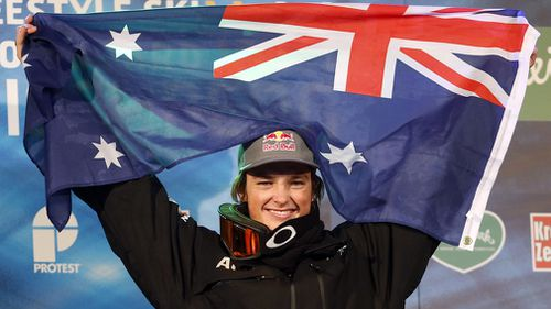 Snowboarder Scotty James will represent Australia for the third time at a Winter Olympic Games this year in PyeongChang (AAP).