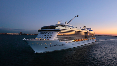 Royal Caribbean International's Quantum of the Seas