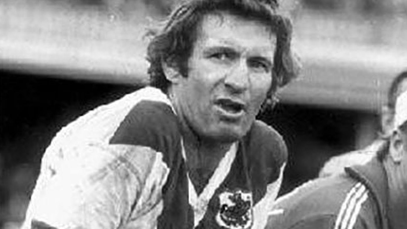 Rugby league immortal Graeme Langlands passes away