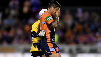 Blues star could miss entire State of Origin series after pectoral tear